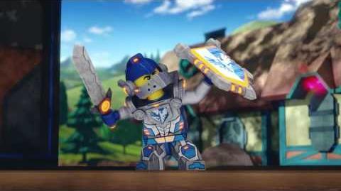 Besen des Untergangs - LEGO NEXO KNIGHTS