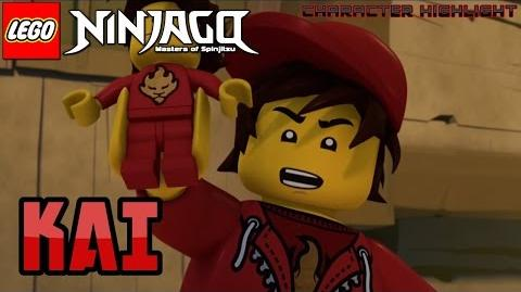 Ninjago All About Kai (VOTING CLOSED)