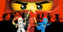 Ninjago tv special