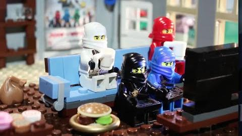Worst Bad Guy - LEGO Ninjago - Stop Motion