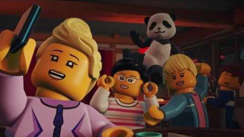 Panda-monium - LEGO NINJAGO - Wu's Tee Episode 8