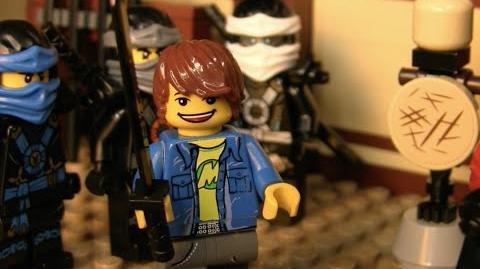 LEGO® Club - Adventures of Max- Ninjago Wu Cru