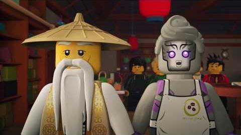 Eine wunderbare Freundschaft - LEGO NINJAGO - Wu's Tee Episode 20