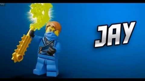 Ninjago 2014 Reboteed - Meet Jay