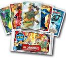 LEGO Ninjago Trading Card Game