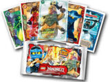 LEGO Ninjago Trading Card Game