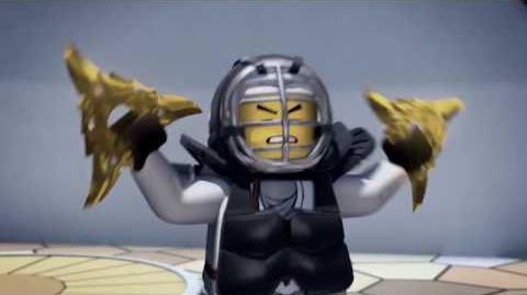 Zane - LEGO Ninjago - Meet the Ninja - Character Spot