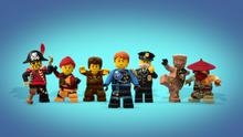 Ninja-Ersatzteam