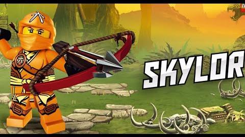 Skylor 2015 - LEGO Ninjago