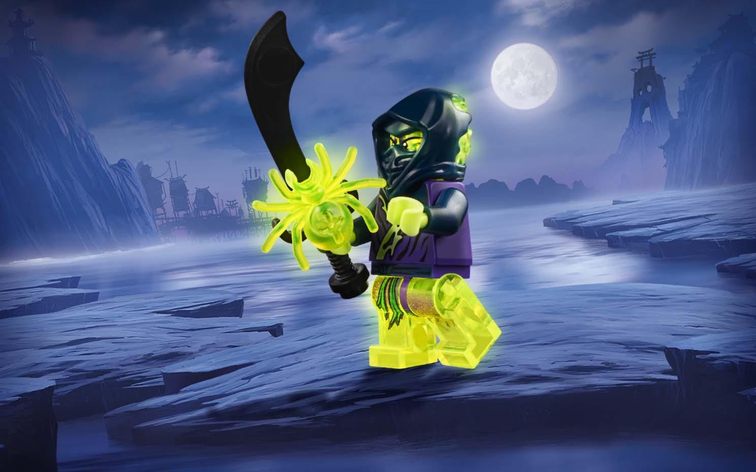 spyder  lego ninjago wiki  fandom