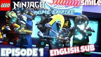 Lego ninjago season 12 Prime Empire episode 1 English sub