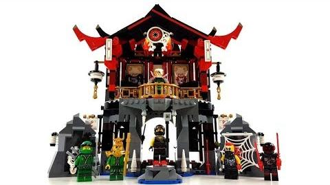 LEGO Ninjago Set 70643 - Tempel der Auferstehung Review deutsch