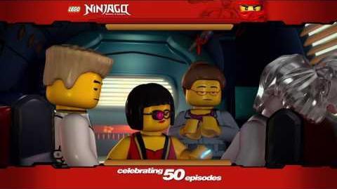 Ninjago 50th episode Anniversary 720p