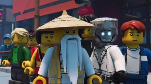 Der Geschmackstest - LEGO NINJAGO - Wu's Tee Episode 19