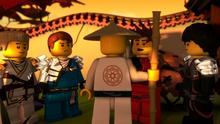 Die Zeitreise Sprechen mit Wu