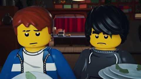 Der Münzwurf - LEGO NINJAGO - Wu's Tee Episode 16