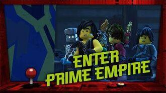 Ninjago Prime Empire Official Trailer – LEGO® NINJAGO®