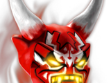 Oni-Masken