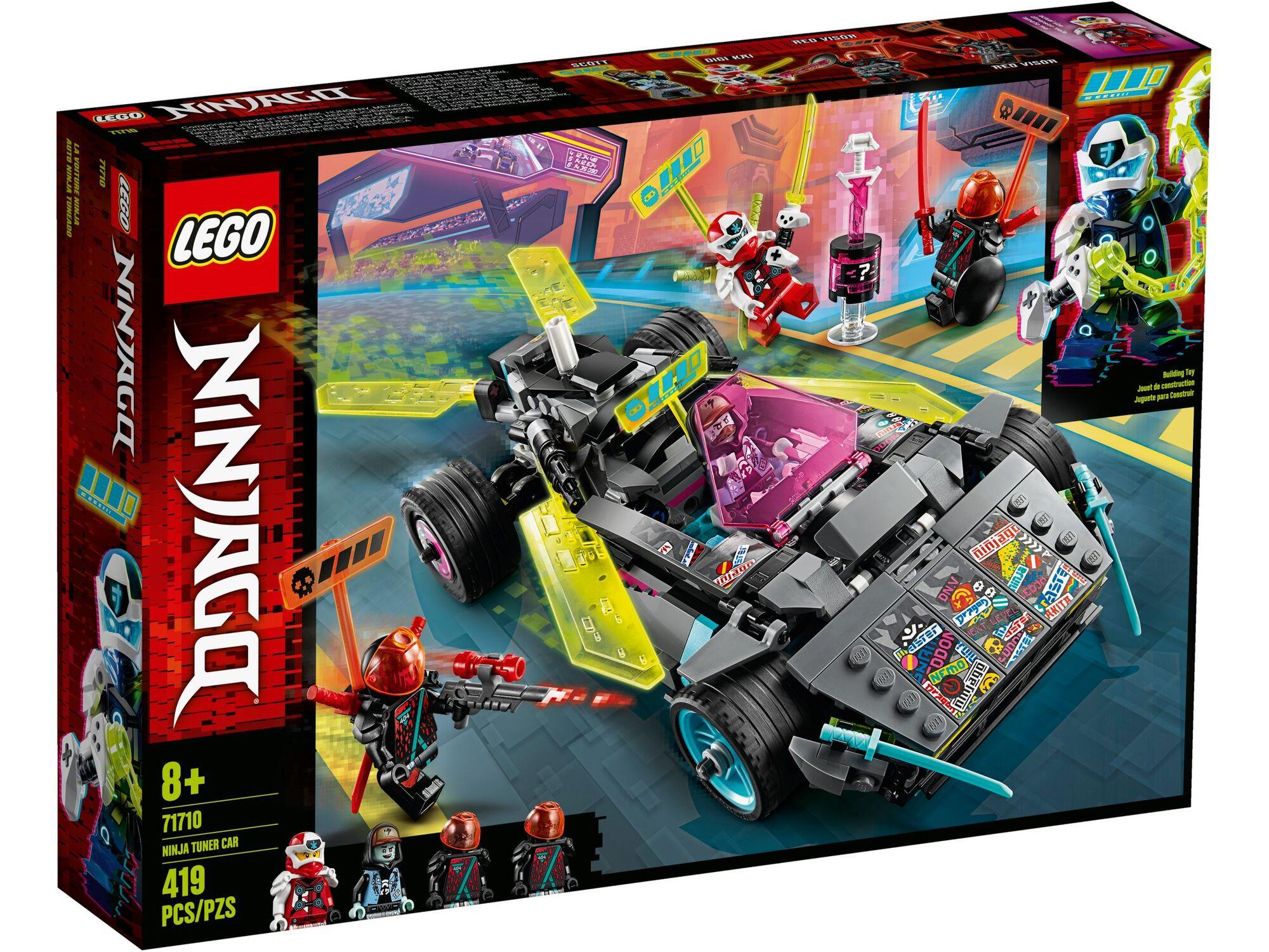 71710 Ninja-Tuning-Fahrzeug | Lego Ninjago Wiki | Fandom