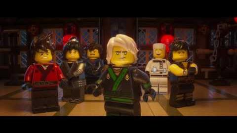 The LEGO NINJAGO Movie — Sneak Peek Teaser