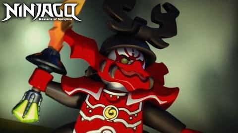 LEGO® Ninjago™ - Season 7 Villain Throwback The Story of Kozu - SD (ITALIAN)