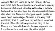 Jays Storyline