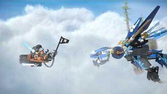 LEGO® Ninjago - 70602 Jays Elementardrache