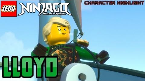 Ninjago All About Lloyd (VOTING CLOSED)