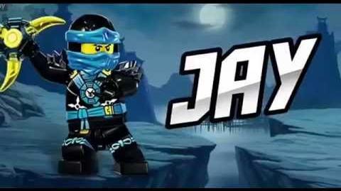 Ninjago Stafel 5 Jay