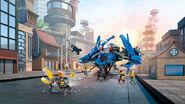 LEGO 70614 Jet