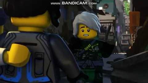 LEGO Ninjago Hunted Episode 86 Part 1