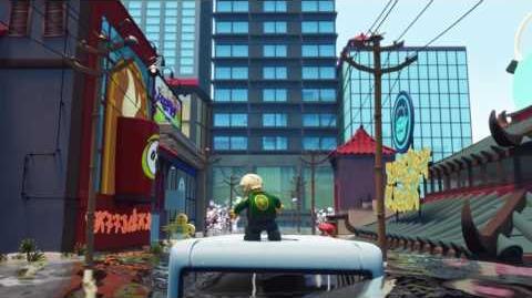 Verspäteter Lloyd - LEGO NINJAGO - Wu's Tee Episode 14