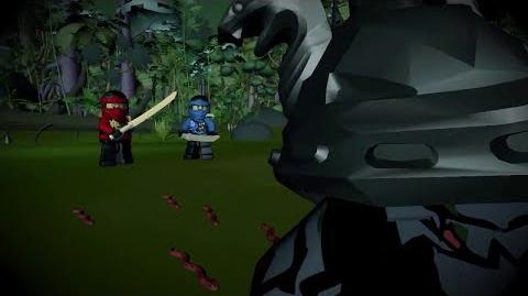 """Vermillion Snake Army"" (OFFIZIELLES TEST VIDEO) - Ninjago - Wissen und Stories"