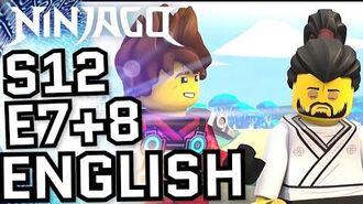 NINJAGO SEASON 12 EPISODE 7+8 ENGLISH I HD