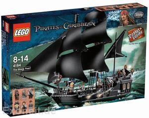 The Black Pearl box