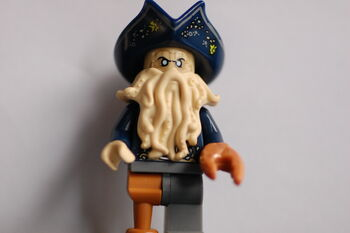 Davy Jones Lego Pirates Of The Caribbean Wiki Fandom Powered By