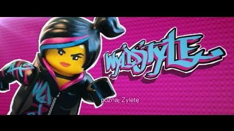 LEGO® PRZYGODA - Wyldstyle Character PL