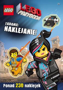 LEGO Przygoda Zadanie Naklejanie!