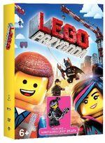 LEGO Przygoda Wydanie specjalne z minifigurką LEGO Żyleta