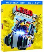 LEGO Przygoda 3D Blu-ray