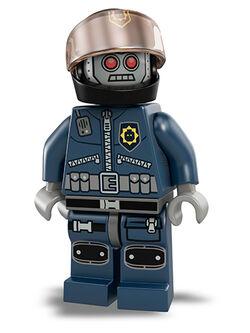 Robot SWAT