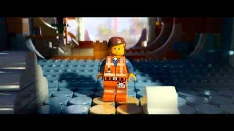 LEGO® PRZYGODA - Emmet Character PL