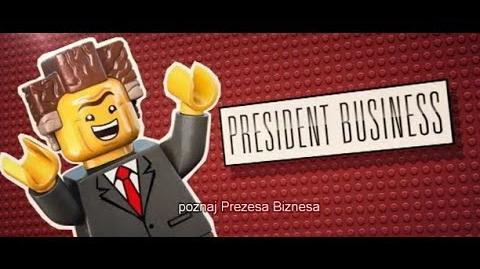LEGO® PRZYGODA - Prezes Biznes PL
