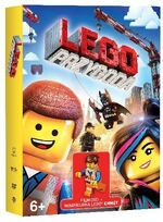 LEGO Przygoda Wydanie specjalne z minifigurką LEGO Emmet