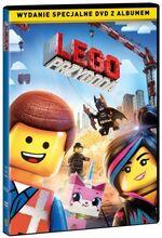 LEGO Przygoda Wydanie specjalne z albumem