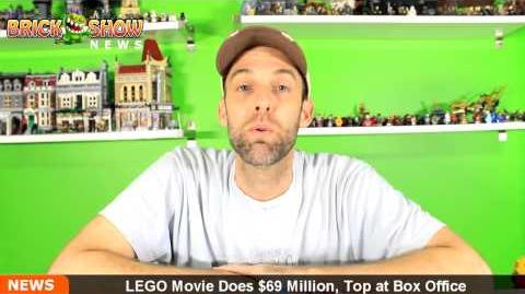 The LEGO Movie Does $69 Million Over Weekend, Tops at the Box Office