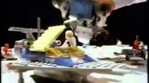 1982 LEGO Classic Space commercial (UK)