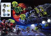 1991 Blacktron Future Generation Catalog Page