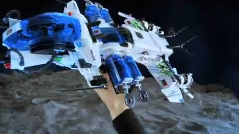 LEGO Space Police - Galactic Enforcer Commercial