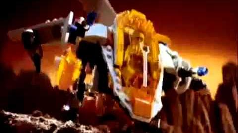 Lego Mars Mission 7692 MX-71 Recon Dropship Commercial